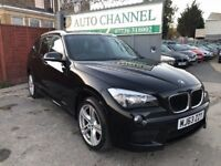 BMW X1 2.0 18d xLine xDrive 5dr£8,950 p/x welcome FREE WARRANTY. NEW MOT