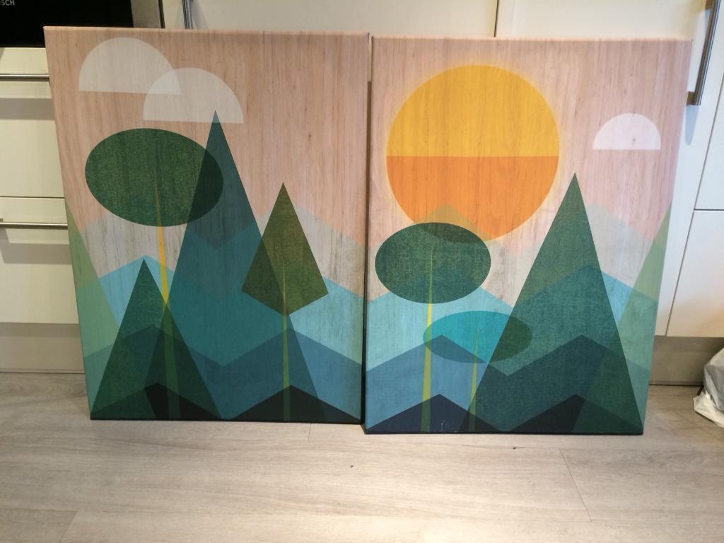 NEXT wall prints