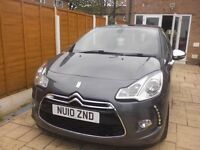 Citreon ds3 10 plate