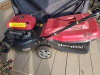 "Mountfield Rv150 Petrol Lawn mover 40cm/16"""