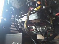 ASUS HD6970 gaming graphics And NZXT X31 120mm Kraken Water Cooler & NZXT G10 GPU Adapter for Kraken