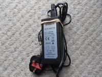 12V LACIE n2870 EXTERNAL HARD DRIVE POWER SUPPLY WITH UK PLUG