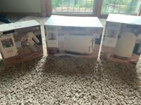 BNWT Ferne by Swan Kitchen Appliances - Toaster , Kettle and Hand Mixer