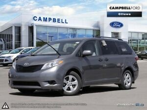 2017 Toyota Sienna 7 Passenger ONLY 1 AT THIS PRICE