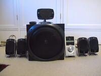 Logitech Z-5500 5.1 speaker system for PC or home cinema