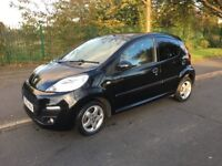 2013 Peugeot 107 1.0 ALLURE 5 DOORS £20 A YEAR TAX