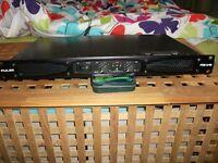 PULSE PXA-840 PROFESSIONAL POWER AMPLIFIER DJ. AMP