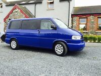 VW T4 Multivan Genuine RHD