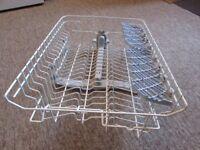 Indesit IDS105 Dishwasher Upper Basket c/w Spray Arm