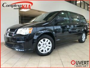 Dodge Grand Caravan SE BLUETOOTH A/C CRUISE CONTROL