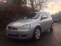 **FULL 1 YEAR MOT** Vauxhall Corsa 1.0 Active 12V Silver 2006 5 Door **SERVICED**