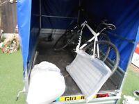 8x6 camping trailer