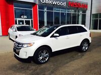 2011 Ford Edge Limited AWD $224 Bi-Weekly PST Paid