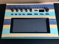 Roland TB 3 with overlay