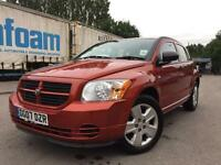 07 plate - Dodge Caliber - 1 keeper from new - 56 k on clock
