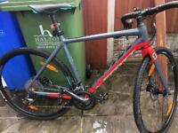Scott speedster 20 cx gravel bike 54cm carbon fiber folks 10 2017