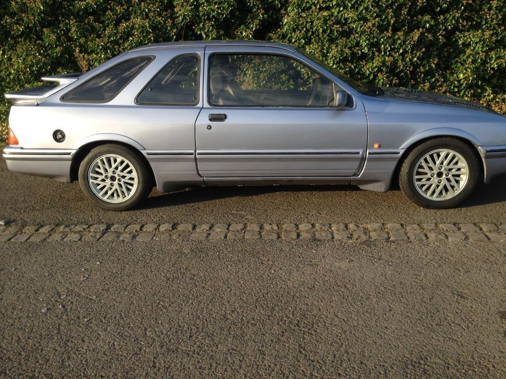 ford sierra xr4i only 3 owners like cosworth rs may part x in bearsden glasgow gumtree. Black Bedroom Furniture Sets. Home Design Ideas