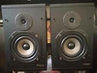 Vintage HEYBROOK POINT FIVE speakers