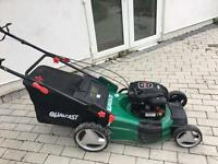 Qualcast 500 petrol 158cc mower