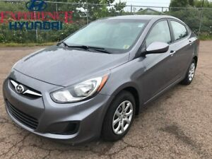 2014 Hyundai Accent L EDITION WITH FACTORY WARRANTY AND GREAT F