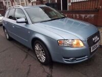 AUDI A4 AVANT (ESTATE) – 2006 – FULL SERVICE HISTORY AND BRAND NEW TYRES!!!