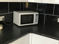 Washer/Dryer, Fridge freezer and microwave (Joblot)Moving Abroad.