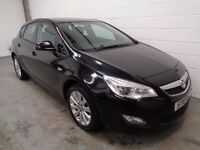 VAUXHALL ASTRA , 2010 REG , ONLY 43000 MILES + FULL HISTORY , LONG MOT , FINANCE AVAILABLE, WARRANTY