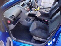 Citroen C1 VTR+ Sportif, Low mileage, 68 MPG