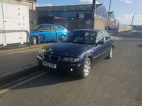 ++++AUTOMATIC CHEAP BMW LOW MILEAGE+++STARTS AND DRIVES GOOD WITH MOT++++