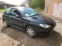 Peugeot 206 1.4 hdi 2004 mot just out