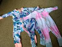 Big Bundle of girls clothes - 3 to 6 months