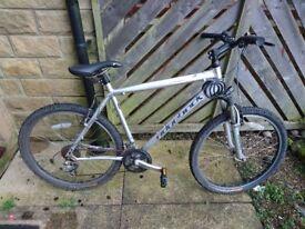 "Ridgeback MX3 Terrain 21"" Frame Mountain Bike - *COLLECTION ONLY"