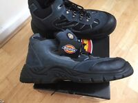 Dickies Work safety boots. size 11