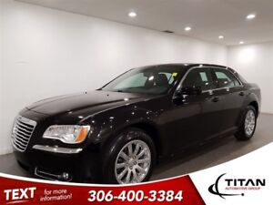2014 Chrysler 300 Touring|CAM|Leather|Sunroof|Bluetooth