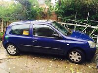 Renault Clio expression 16v for sale!