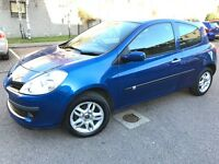 ONLY *55000 GENUINE MILEAGE WITH FSH*08 CLIO, MOT SEPTEMBER 2017, FULL SERVICE HISTORY