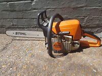 STIHL MS 210 PETROL CHAIN SAW