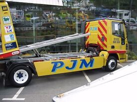 Recovery Drivers & Roadside Technicians - 7.5 tonne or Class 2 Required - Full & Part time