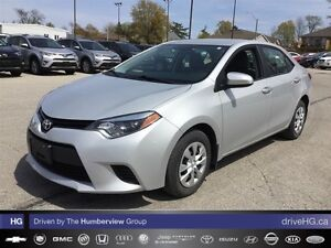 2014 Toyota Corolla CE | NO ACCIDENTS |