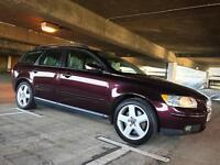 Volvo v50 T5 estate AUTO!! (Geartronic) 220bhp 90k Miles!! factory standard!! FULL LEATHER!