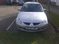 Mitsubishi lancer estate car 1.6l petrol for sale/swap for a 7 seater