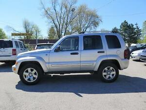 2007 Jeep Liberty Limited 4WD Cambridge Kitchener Area image 8