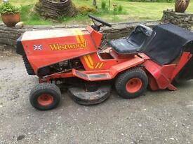 Westwood T200 ride on mower