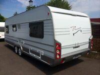 Tabbert Caravan 680 Princess (2012) ONW OWNER FROM NEW... Like Hobby And Fendt