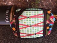 Gorgeous small dog carrier