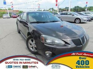 2008 Pontiac Grand Prix GREAT STARTER FOR RECENT GRADS