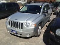 2008 Jeep Compass SPORT | FINANCING AVAILABLE |