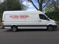 Man & van Removals services