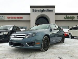 2012 Ford Fusion One Owner Trade