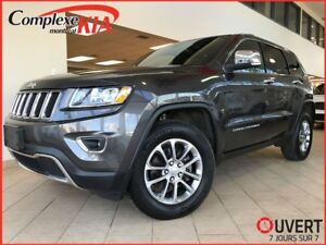 Jeep Grand Cherokee limited toit ouvrant cuir cam.recul 4x4 vol.